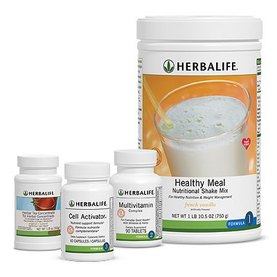 Featured Special includes 30 MEALS!  PLUS cellular nutrition supplements! (Available in United States)