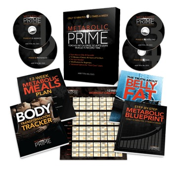 metabolic prime review